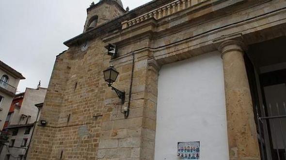 Alsasua iglesia Asunción