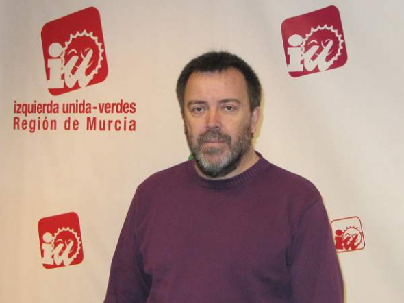 Ignacio Tornel IU Murcia