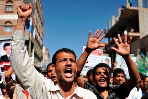 Enfrentamientos suníes y chiíes
