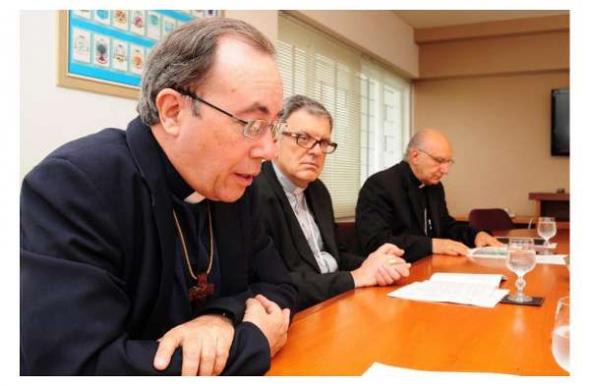 Obispos Ururguay contra aborto