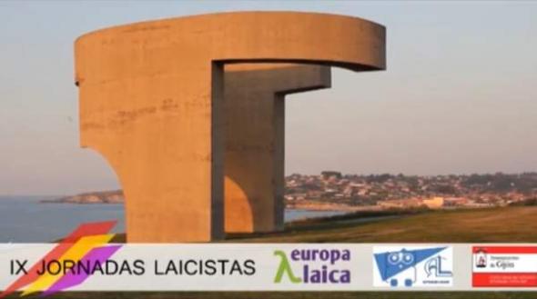 IX Jornada Laicista Gijón 2013