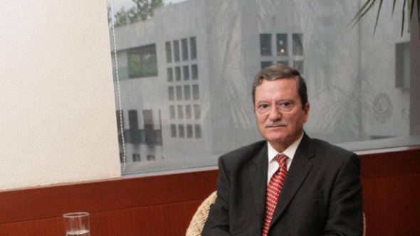 Mariano Palacios embajadro mexicano Vaticano