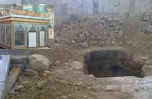 Tumba Hazrat Mohamad