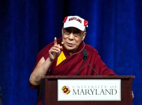 Dalai Lama en USA