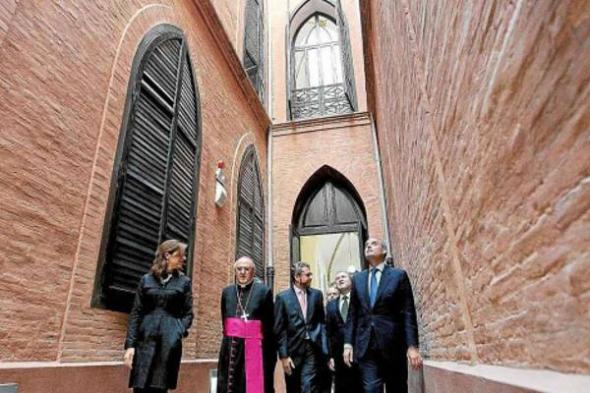 Universidad católica Valencia Camps y obispo Osorio