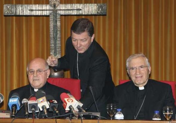 obispos Rouco_Camino_Blazquez
