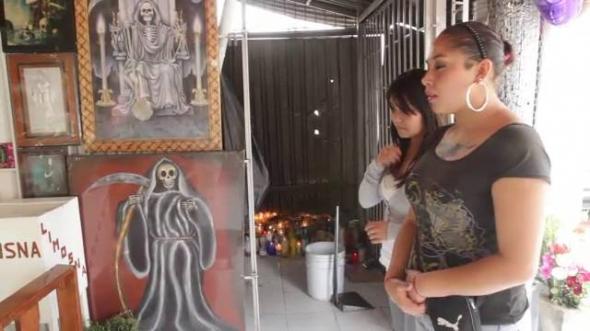 Santa Muerte MEX