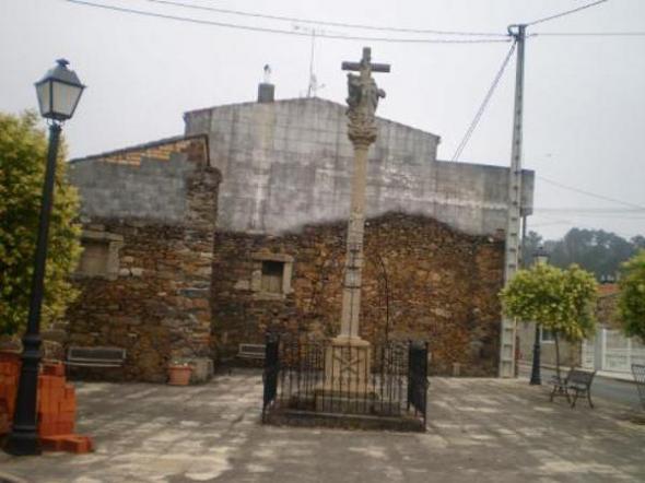 iglesia de Cenlle
