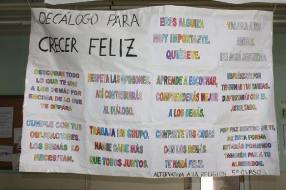 Alternativa trabajo escolar CEIP Ciudad Real