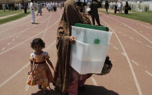 elecciones Pakistán 2013
