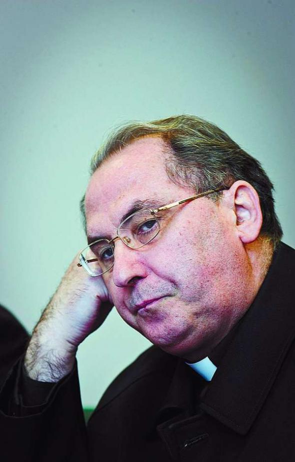 Celso Morga secretario Congregación para el Clero