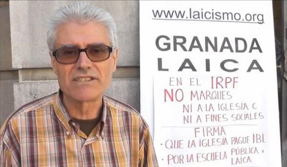 Manuel Navarro Granada Laica IRPF