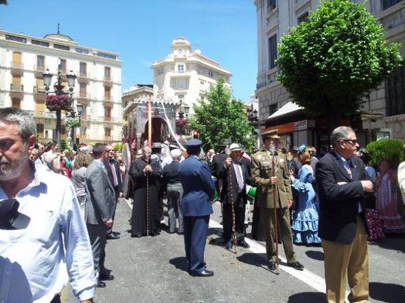 Rocio Granada 2013 autoridades