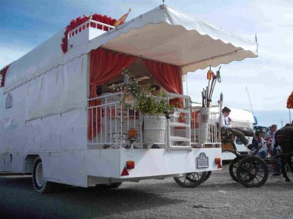 Rocio Granada 2013 carretas sin matrícula