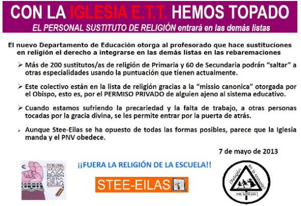 catequistas Euskadi