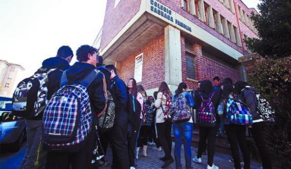 Colegio privado Burgos