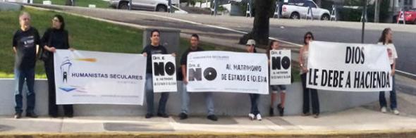 Mani Humanistas Seculares Puerto Rico