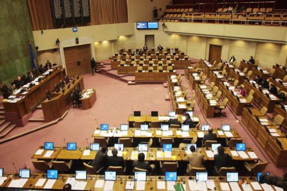Cámara Diputados Chile