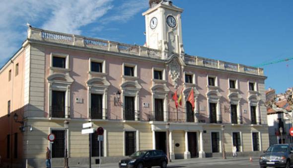 Ayuntamiento Alcalá Henares