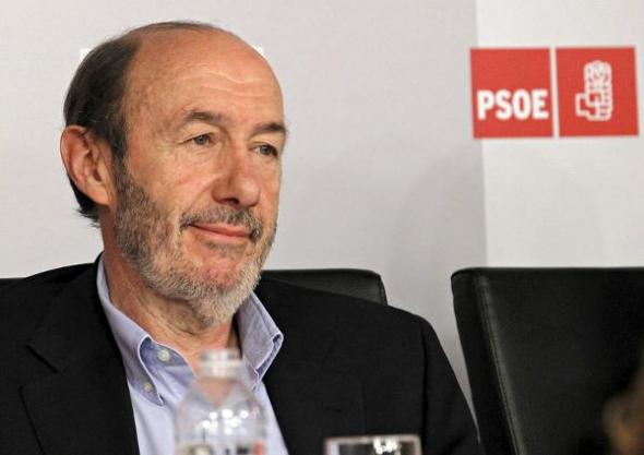 Rubalcaba PSOE