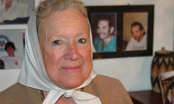 Nora Cortiñas Madres de Mayo Argentina