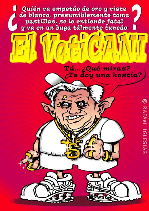 TeVeo - VatiCANI