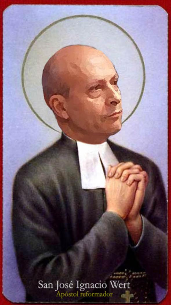 San José Ignacio Wert
