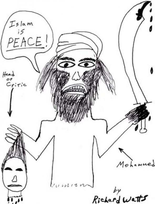 Mahoma paz