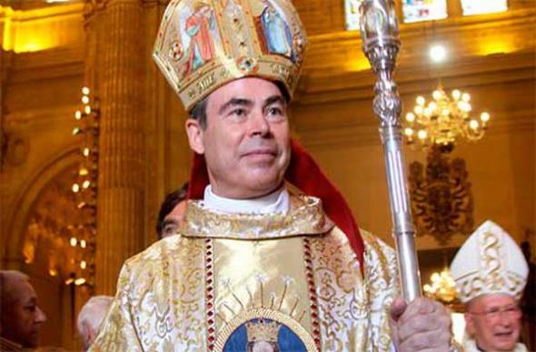 Catalá obispo de Málaga 2013