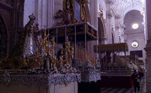 magna mariana Granada catedral 2013