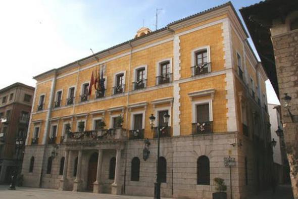 Ayuntamiento Teruel