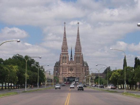 Basílica de Luján Buenos Aires