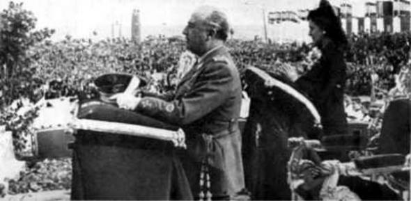 Consagración Franco