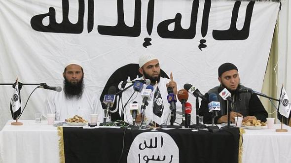 salafistas Túnez 2013