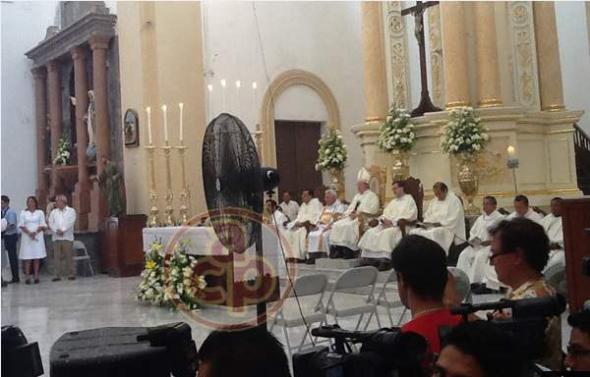 Consagración Veracruz al Corazón de Jesús 2102