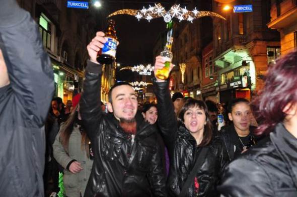 Turquía y alcohol
