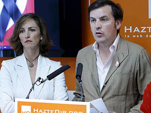 Arsuaga presidente Hazte Oir