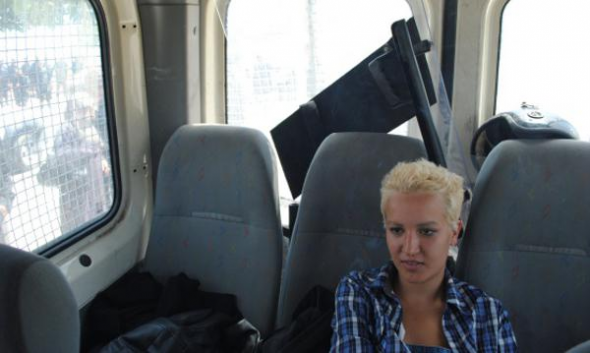 Amina Tyler feminista tunecina