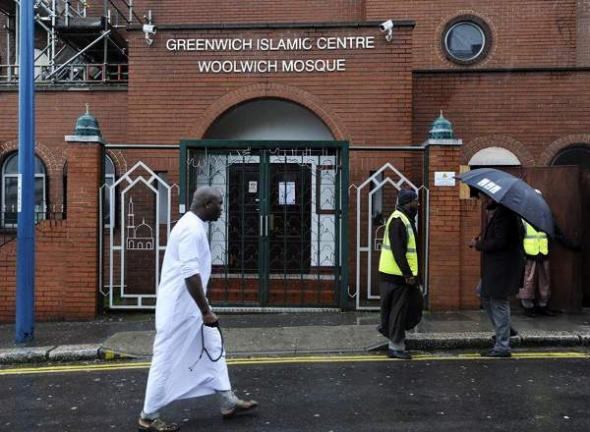 Mezquita Londres