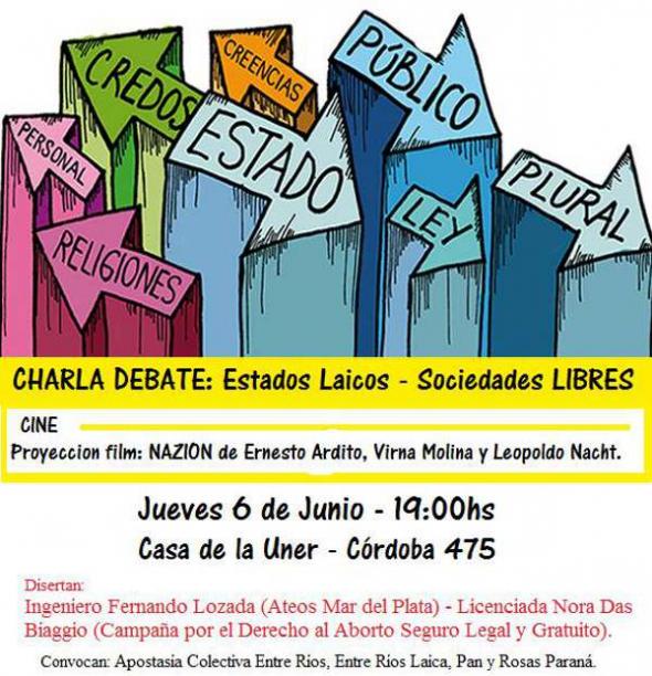 evento Entre Rios ARG 2013