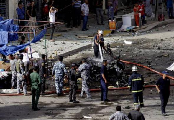 atentado Irak 2013