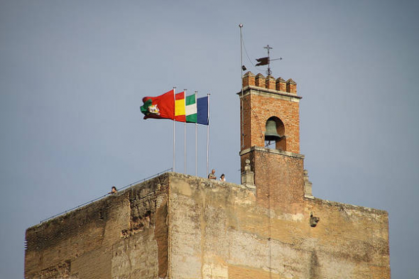 Torre de la Vela campana