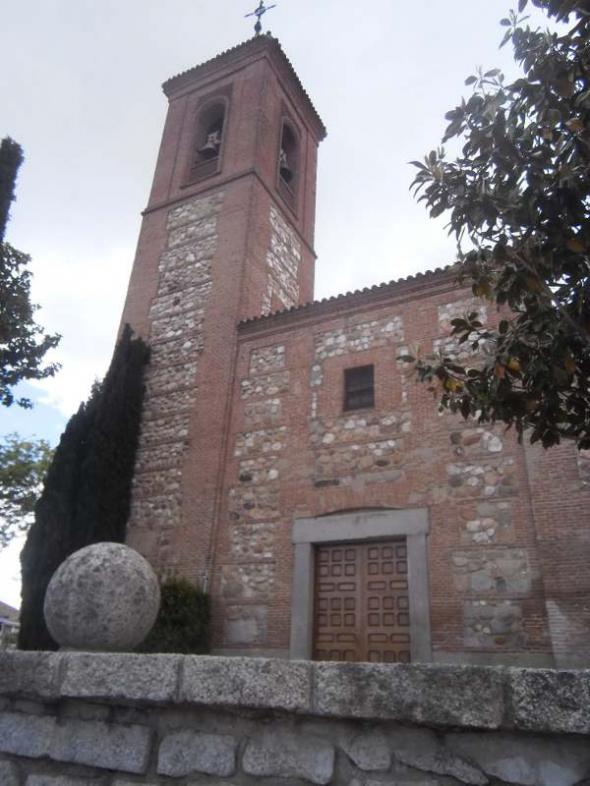 Iglesia Las Rozas