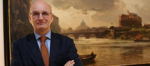 Freyberg director Banco Vaticano 2013