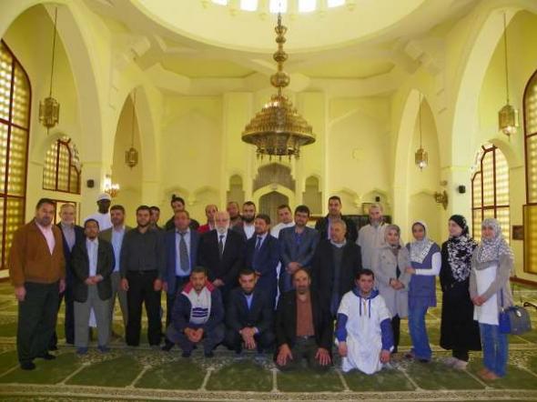 curso profesores religión islámca