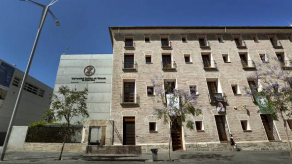 Universidad católica Valencia