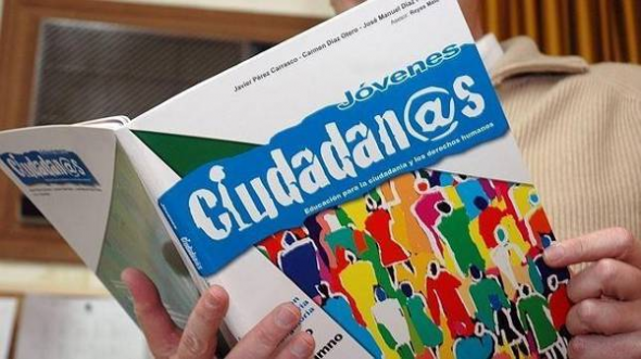 Libro Educación para la ciudadanía
