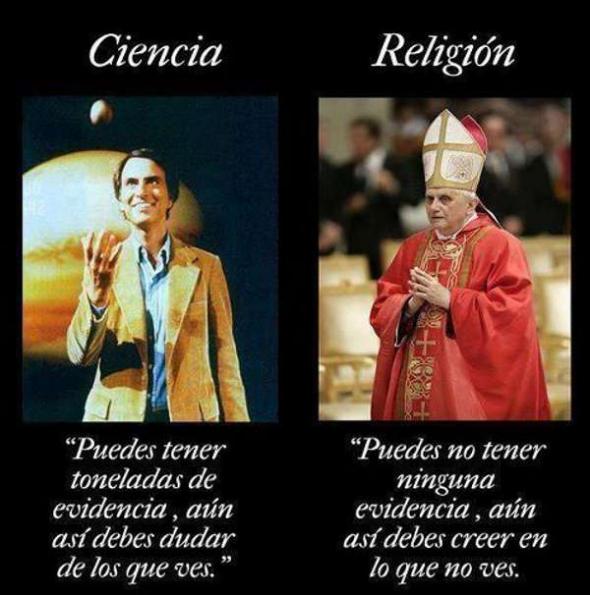 Ciencia religión