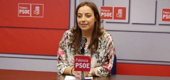 Miriam Andres senadora PSOE
