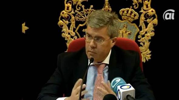 Alcalde Jaén PP 2013